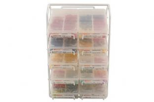 Connect 35018 Assorted Box Rack for Standard Box Assortments